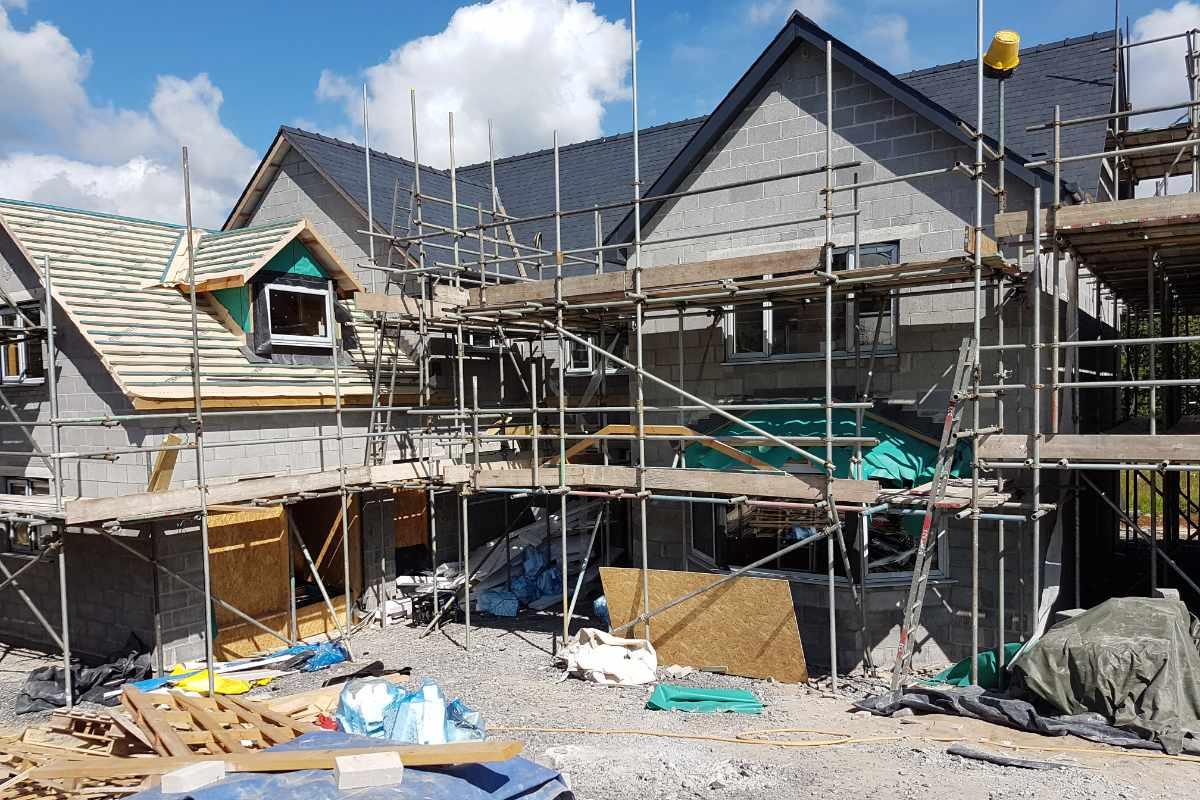 property development with no money